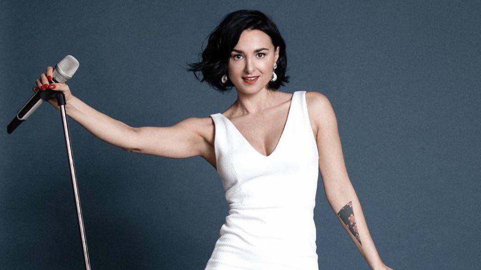 Schauspielerin Mimi Fiedler