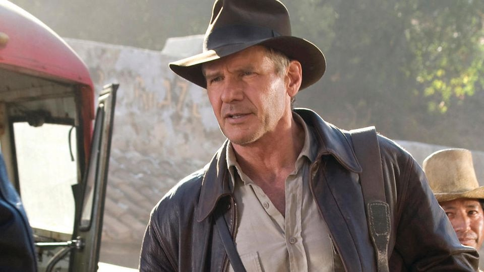 Harrison Ford ist Indiana Jones.