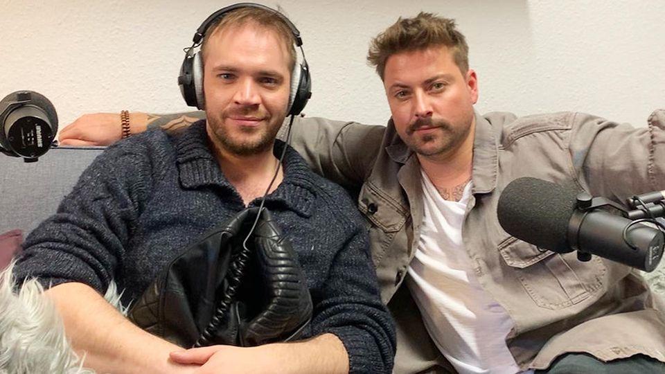 Patrick Heinrich und Felix von Jascheroff sprechen im GZSZ-Podcast über die letzte Serien-Woche.