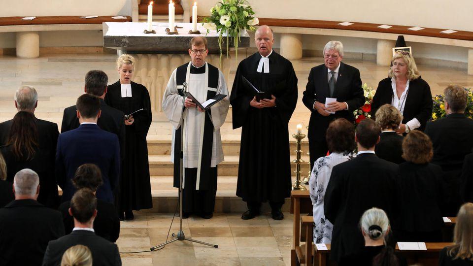 Trauer-Gottesdienst für getöteten Achtjährigen