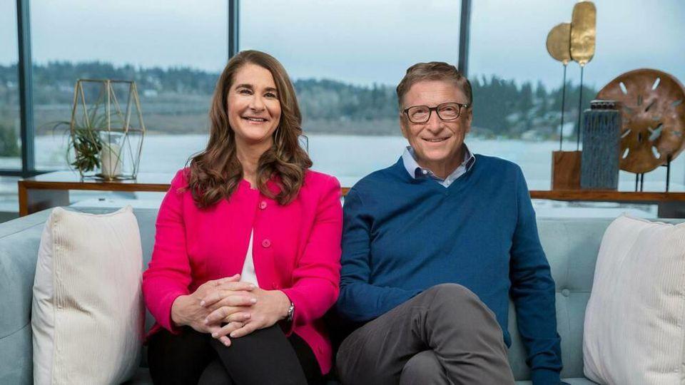 Melinda und Bill Gates lassen sich scheiden.
