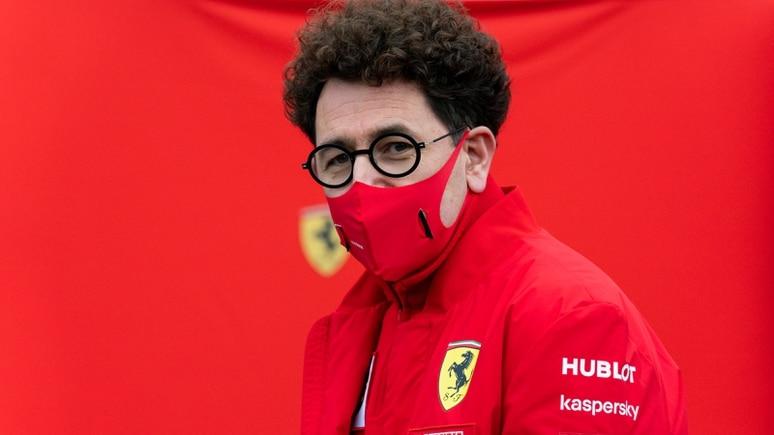 Sebastian Vettel heißt dieser Fahrer hier. Nur zur Info für alle Ferrari-Mitarbeiter...