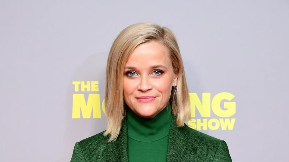 Reese Witherspoon ist von Kamala Harris begeistert. Foto: Ian West/PA Wire/dpa
