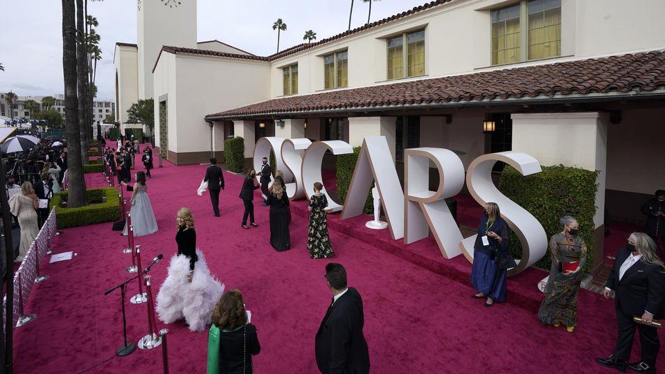 Bei der Oscar-Verleihung 2021 war einiges anders als sonst