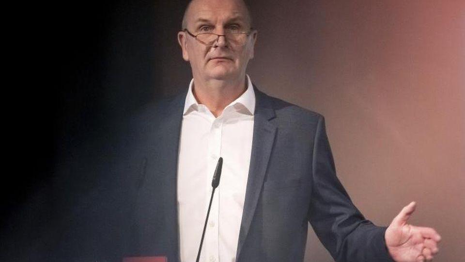 Dietmar Woidke, Ministerpräsident und Vorsitzender der SPD Brandenburg. Foto: Christoph Soeder/dpa/Archivbild