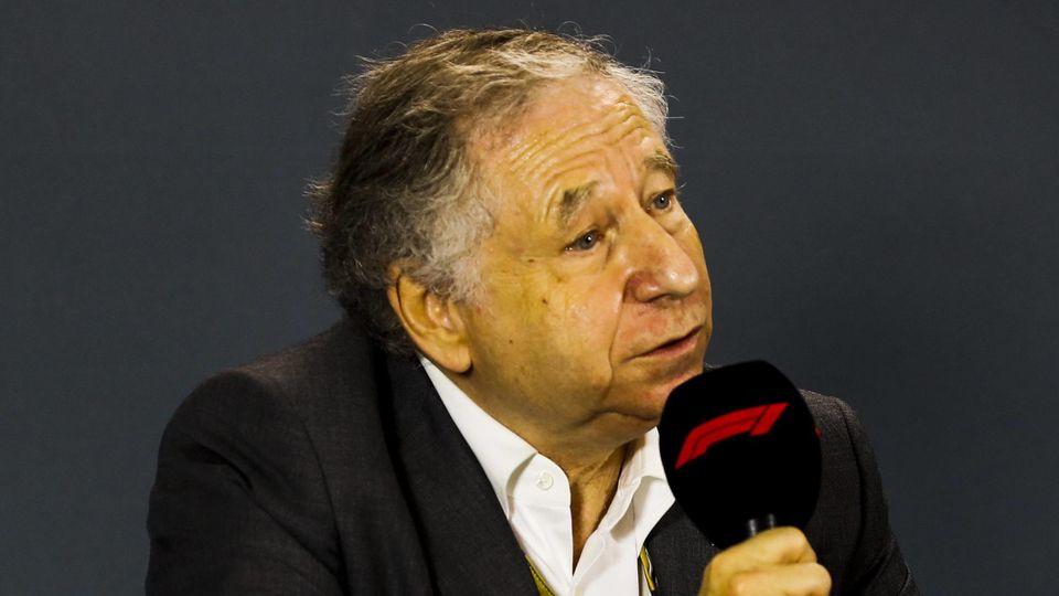 Jean Todt verteidigt die Rennkommissare in der Debatte um die Vettel-Strafe