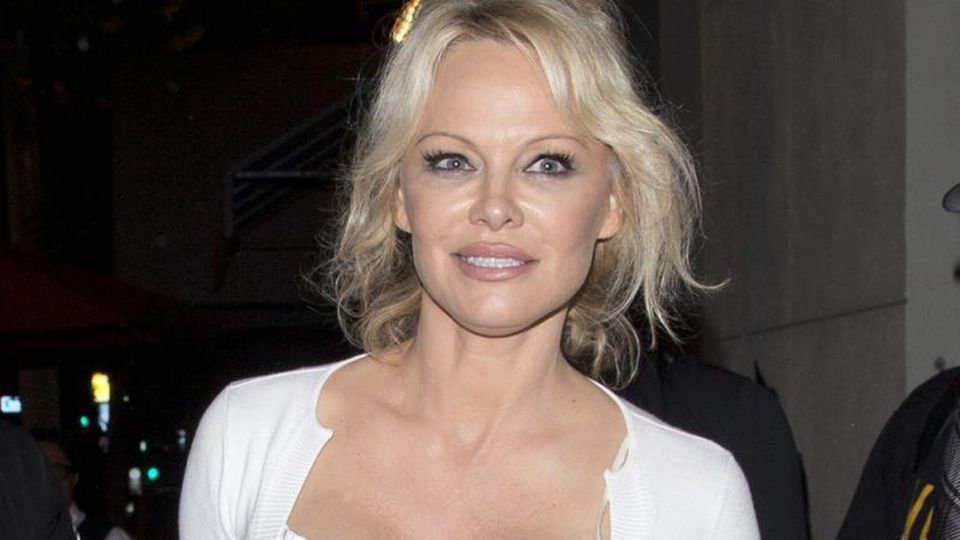Adil Ramis Ex Pamela Anderson