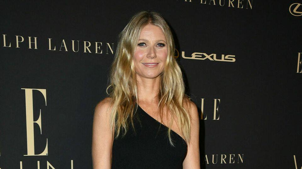 """Gwyneth Paltrow gründete vor über zehn Jahren den Onlineshop und Lifestyle-Blog """"Goop"""""""