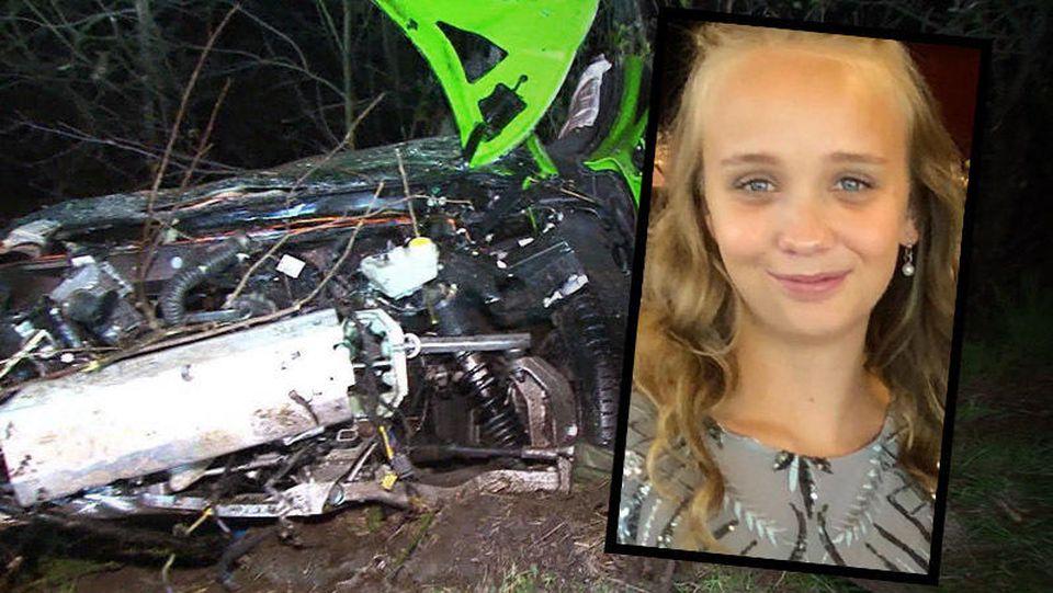 Gina (18) starb beim Unfall im McLaren-Sportwagen, der Fahrer wurde in Essen zu einer Bewährungsstrafe verurteilt