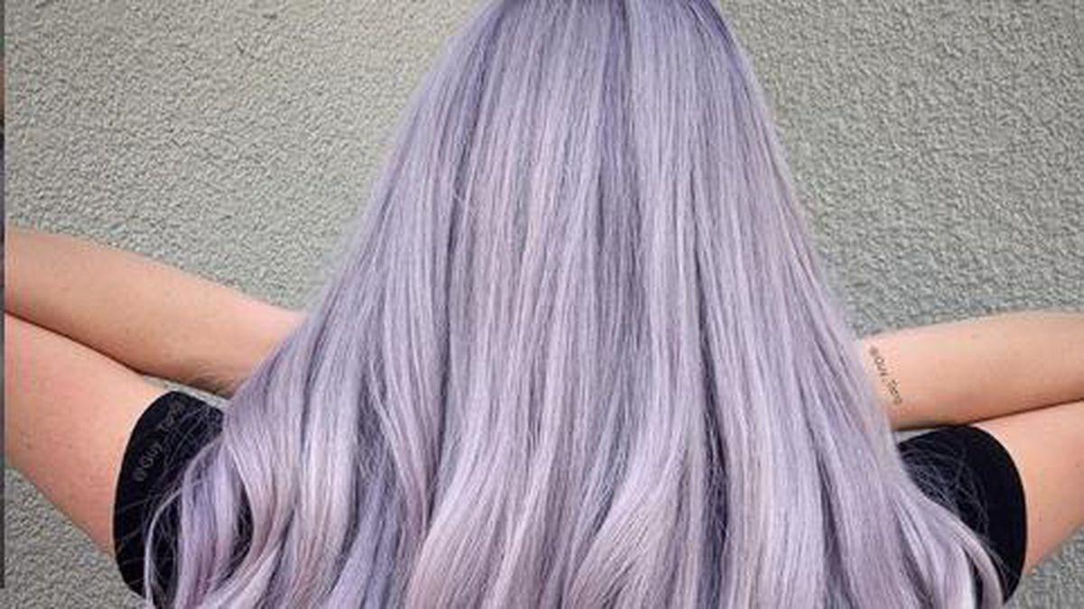 Lavender Hair Diese Haarfarbe Ist Ein Echter Hingucker