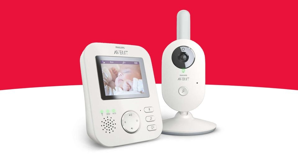 Philips Avent Babyphone SCD833