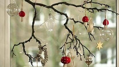 Kreative Weihnachtsdeko Fürs Fenster
