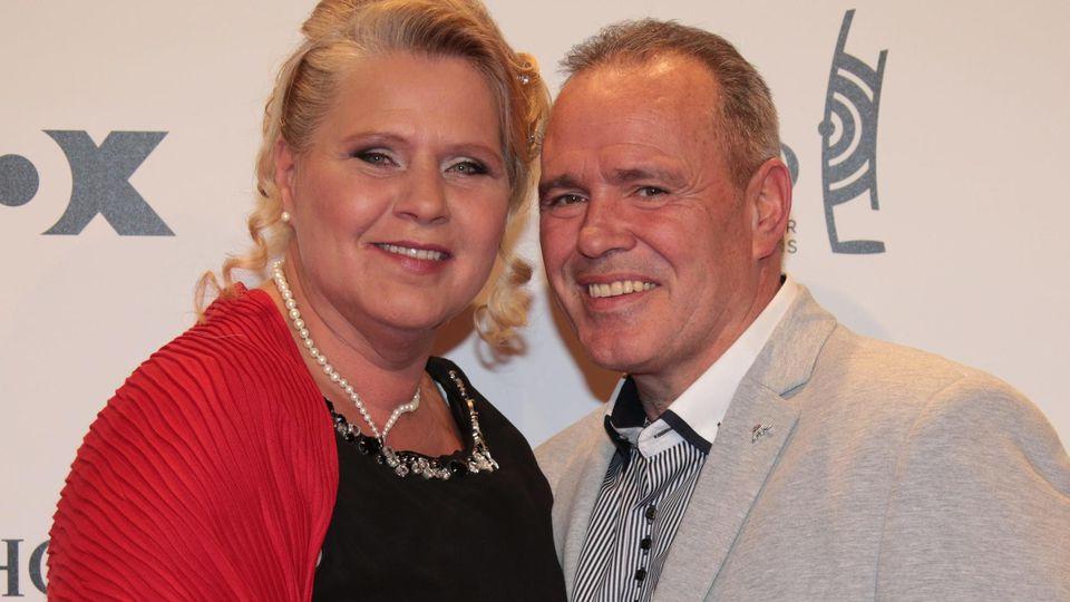 Silvia Wollny und ihr Verlobter Harald.