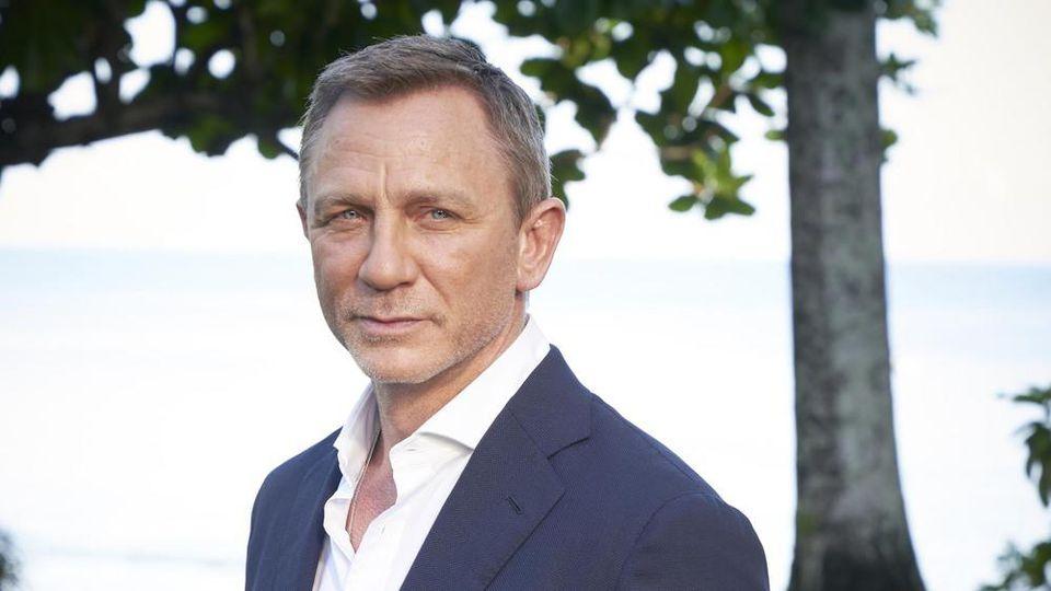 James-Bond-Darsteller Daniel Craig hat sich am Knöchel verletzt