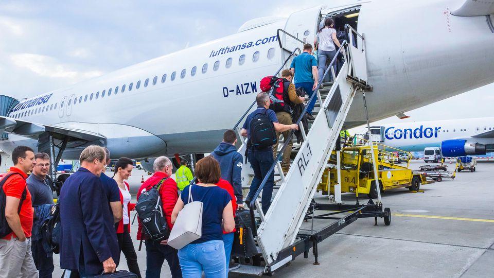 Wird sich die Art und Weise, wie wir ins Flugzeug steigen, bald ändern?