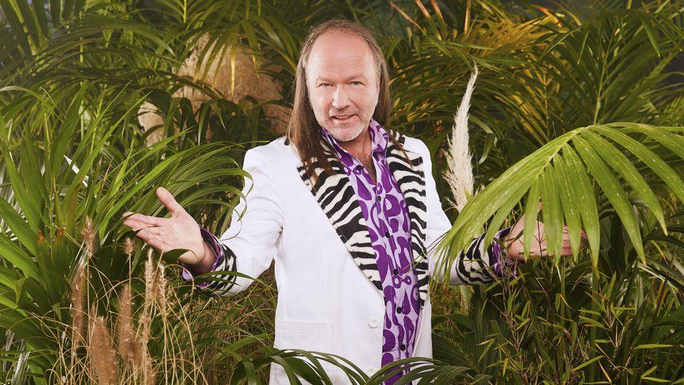 Dschungelcamp-Kandidat Markus Reinecke