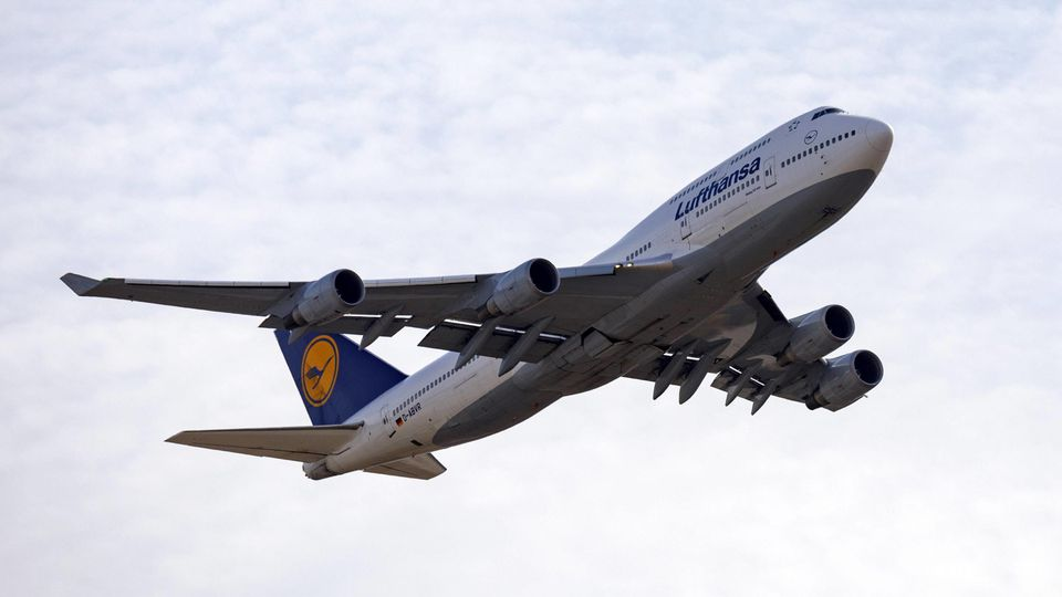 Lufthansa-Streik in den Herbstferien.
