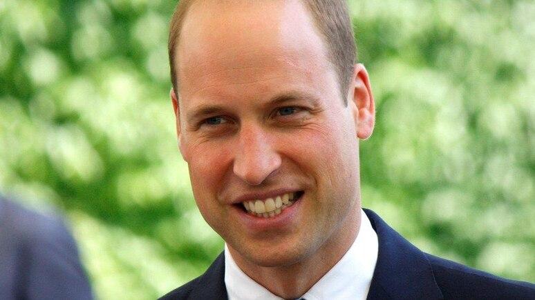 Prinz William verbrachte den Vatertag am Sonntag sportlich.