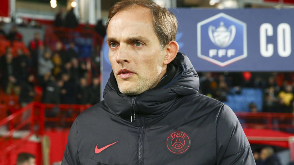 Thomas Tuchel bei Paris St.-Germain