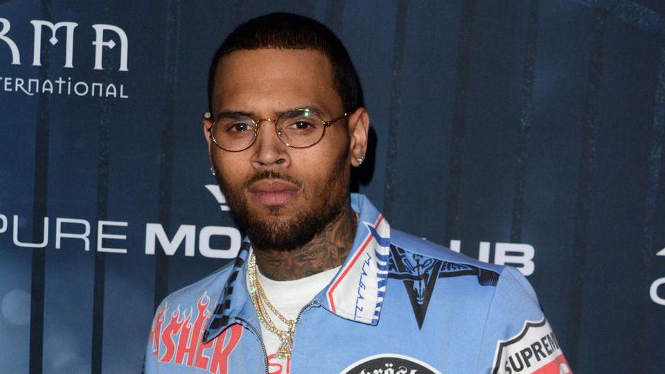 Chris Brown ist stolzer Zweifach-Papa