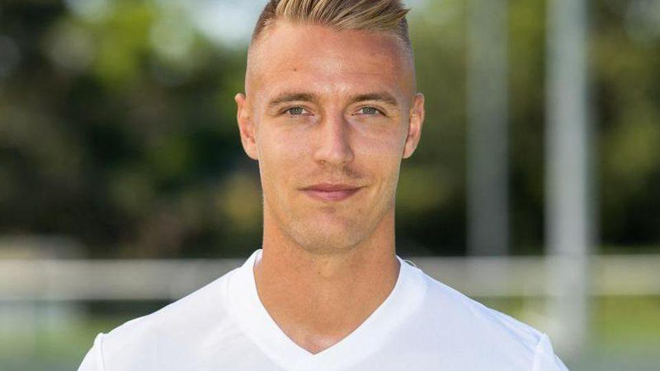 Ondrej Petrak im Trikot des 1. FC Nürnberg. Foto: Daniel Karmann/dpa/Archivbild