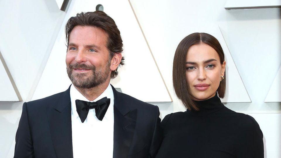 Bradley Cooper und Irina Shayk gaben im Juni 2019 ihre Trennung bekannt (Foto: Februar 2019)