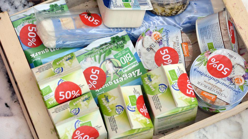 Lidl, Penny: Tschechische Supermärkte müssen Lebensmittel für guten Zweck spenden