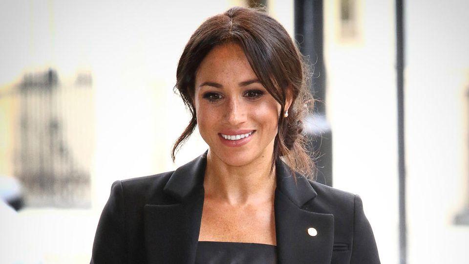 Herzogin Meghan beendete ihre Schauspielkarriere, als ihre Beziehung zu Prinz Harry bekannt wurde