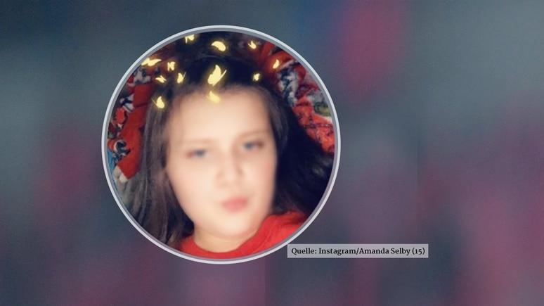 Die 15-jährige Amanda Selby wurde ermordet