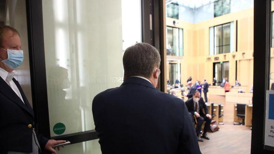 Armin Laschet (CDU), Ministerpräsident von Nordrhein-Westfalen und Kanzlerkandidat der Union. Foto: Wolfgang Kumm/dpa