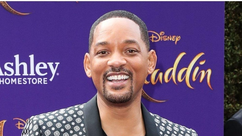 """Will Smith auf der Premiere des Disney-Films """"Aladdin"""" im Jahr 2019."""