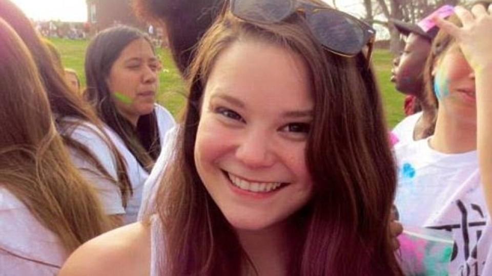 Ella Dawson ist eine 22-jährige Studentin mit Genitalherpes.