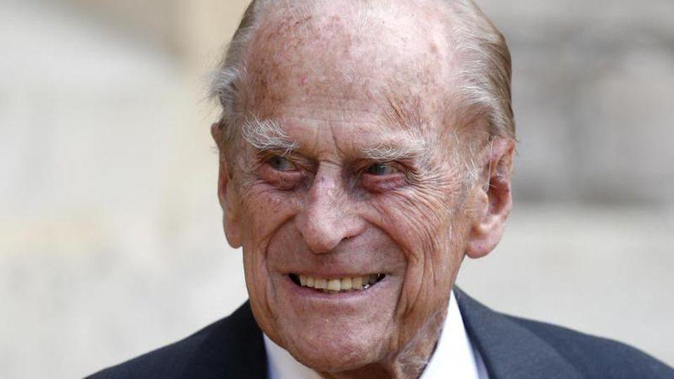 Prinz Philip wird zur Erholung und Behandlung noch einige Zeit im Krankenhaus bleiben. Foto: Adrian Dennis/PA Wire/dpa