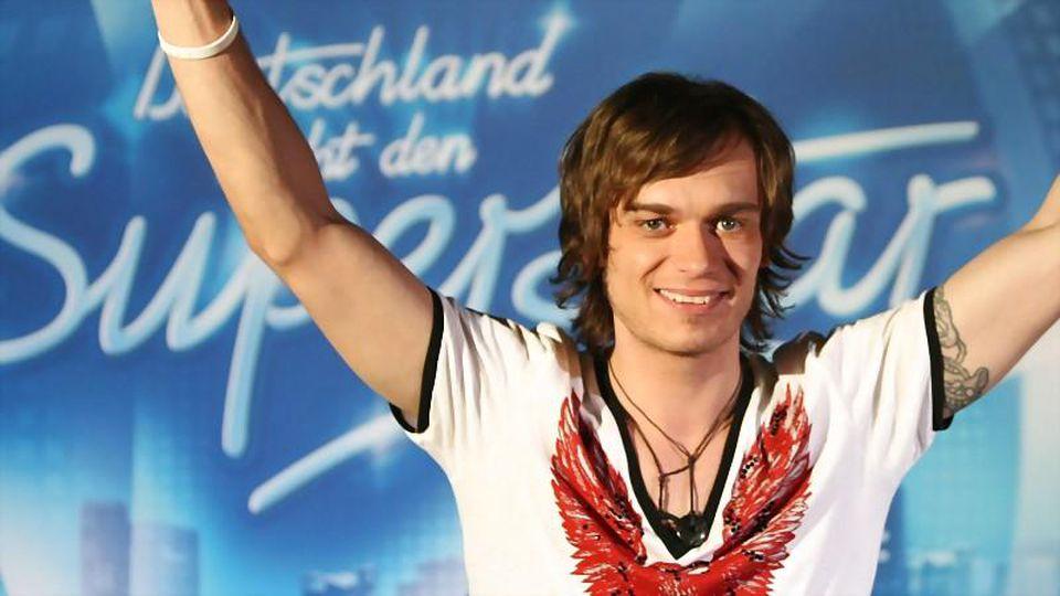 DSDS-Gewinner 2008 Thomas Godoj