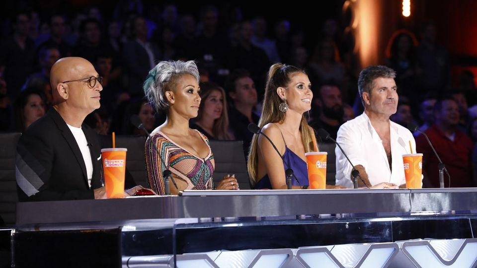 """Angeblich soll Heidi Klum nicht mehr in der nächsten Staffel von """"America's Got Talent"""" dabei sein"""