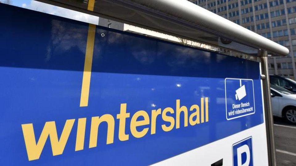 Blick auf die Kasseler-Zentrale der Wintershall Holding GmbH, dem größten deutschen Erdöl- und Erdgasproduzenten. Foto:Uwe Zucchi