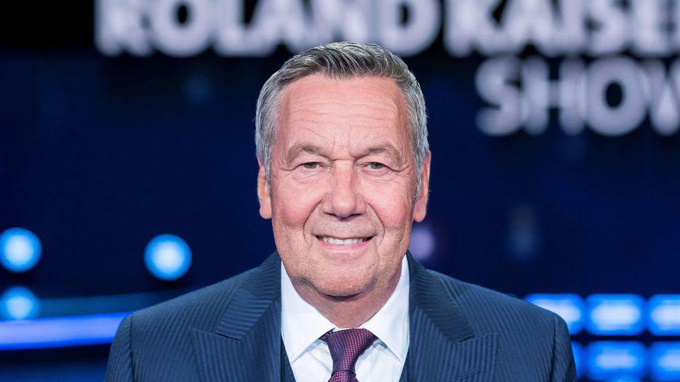 Roland Kaiser präsentiert Liebeslieder in seiner ersten eigenen TV-Show.