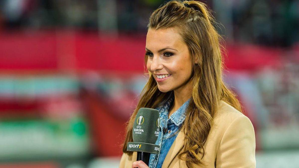 Laura Wontorra Verstarkt Die Rtl Sportredaktion