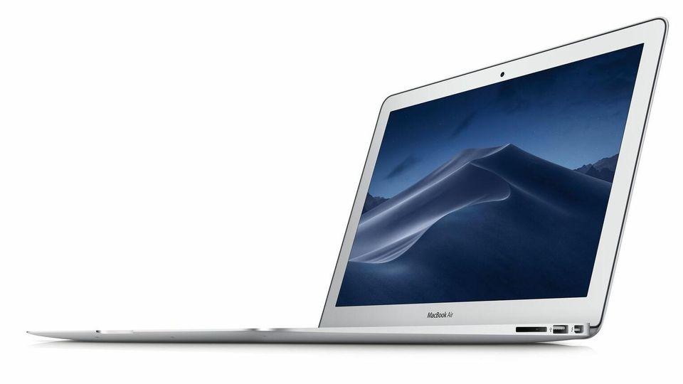 Das MacBook Air mit 13 Zoll Bildschirm ist am Cyber Monday reduziert.