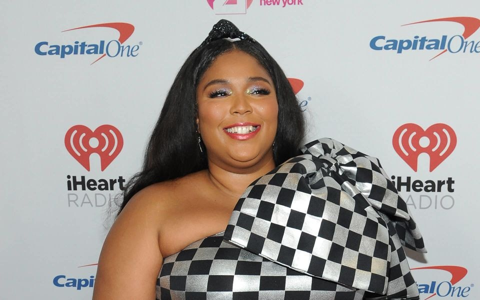 Lizzo arbeitet an sich selbst