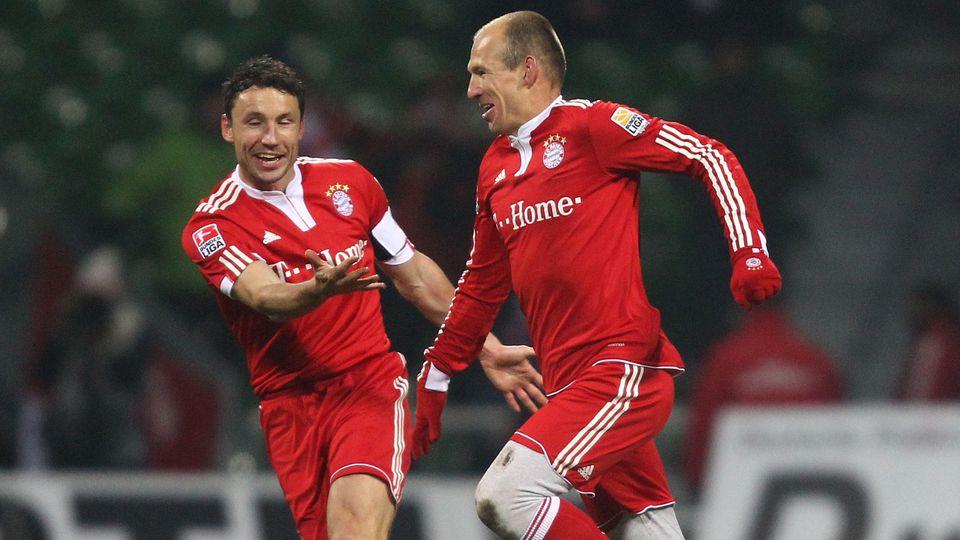 Er lässt nicht locker: Van Bommel will Robben bei PSV Eindhoven