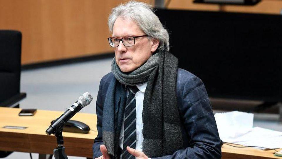 Matthias Kollatz (SPD), Berliner Finanzsenator. Foto: Britta Pedersen/dpa/Archivbild