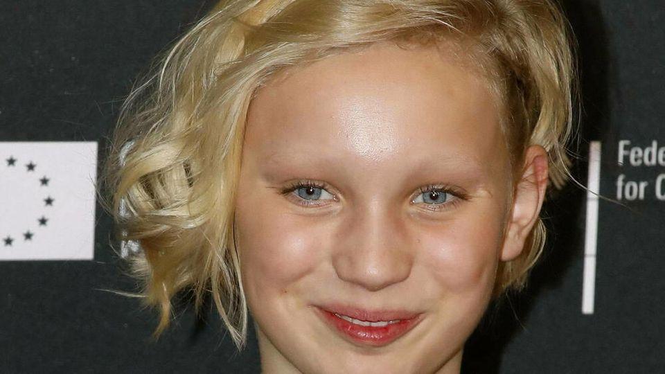 Helena Zengel konkurriert bereits mit Hollywood-Stars