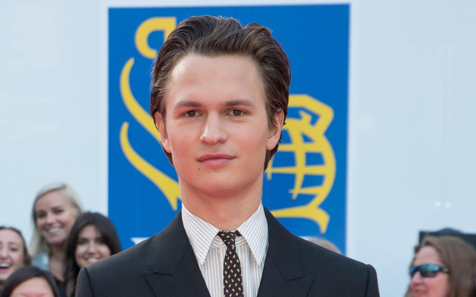 Ansel Elgort spielt Tony in 'West Side Story'