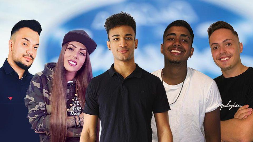 Mehdi, Romina, Carlos, Lamar und Kevin haben DSDS-Juror Pietro Lombardi im Community-Casting überzeugt. Jetzt können die User entscheiden, wer direkt vor der DSDS-Jury singen darf.