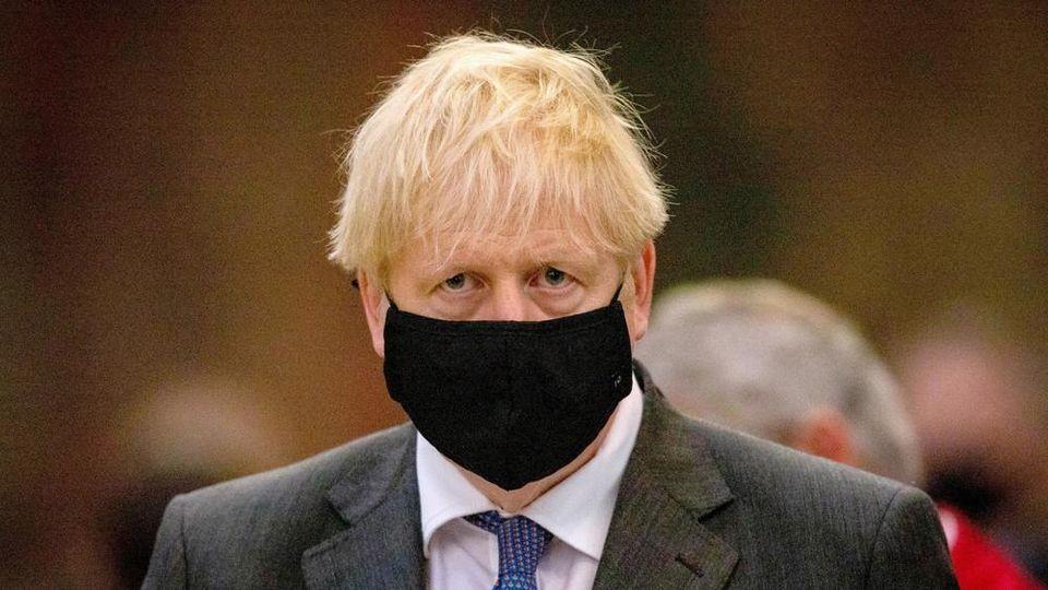 Boris Johnson möchte zum Interview von Prinz Harry und Herzogin Meghan keinen Kommentar abgeben