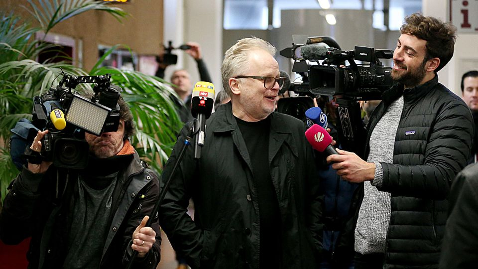 Herbert Grönemeyer tritt als Zeuge im Strafprozess auf