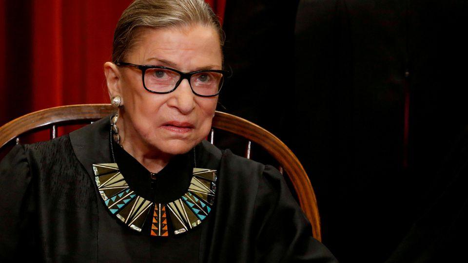 Die legendäre  US-Verfassungsrichterin Ruth Bader Ginsburgist tot.