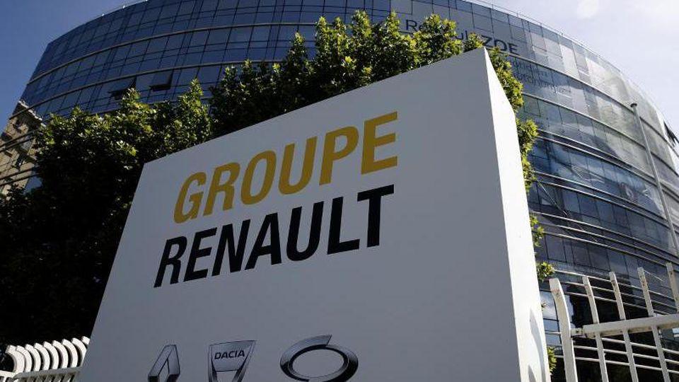 Allein in Frankreich will Renault rund 4.600 Jobs abbauen. Foto: Christophe Ena/AP/dpa