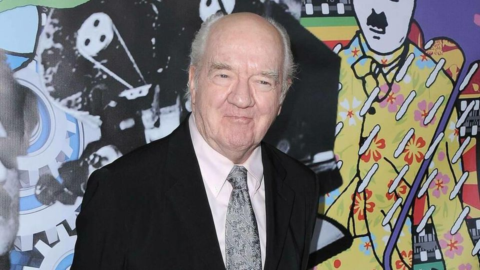 Richard Herd auf einem Event in Hollywood